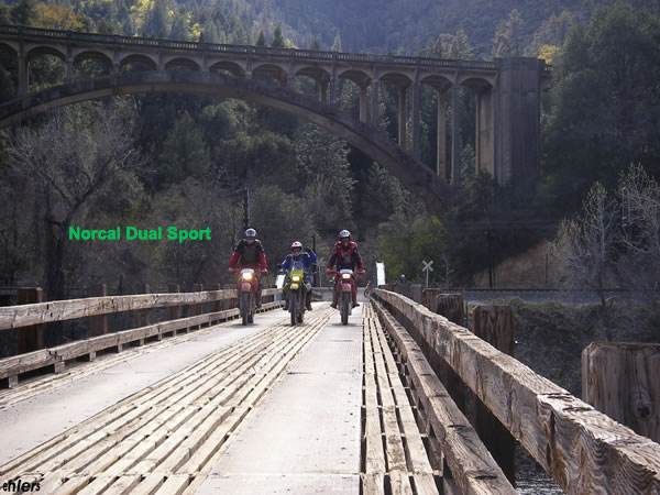 Northern California Dual sport and Adventure Tours