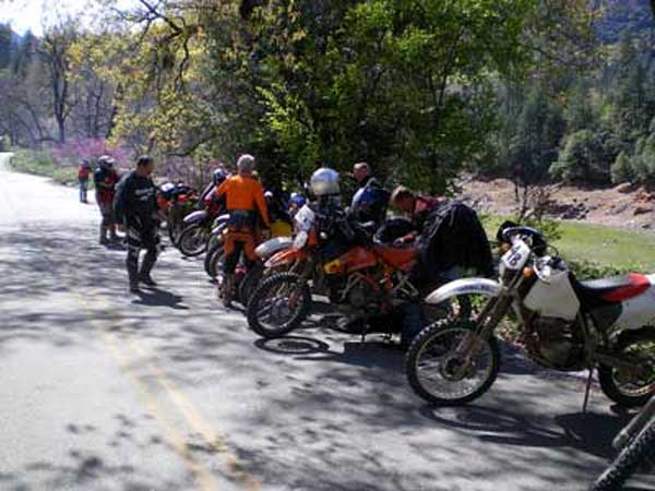 Adventure and Dual Sport Tours in Northern California
