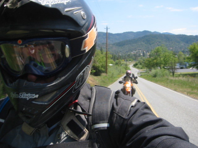 Northern California Dual Sport tours